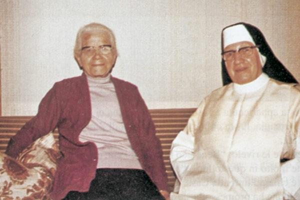 Mamma Klotz e Suor Gabriella